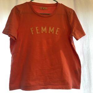 Madewell Femme Tee